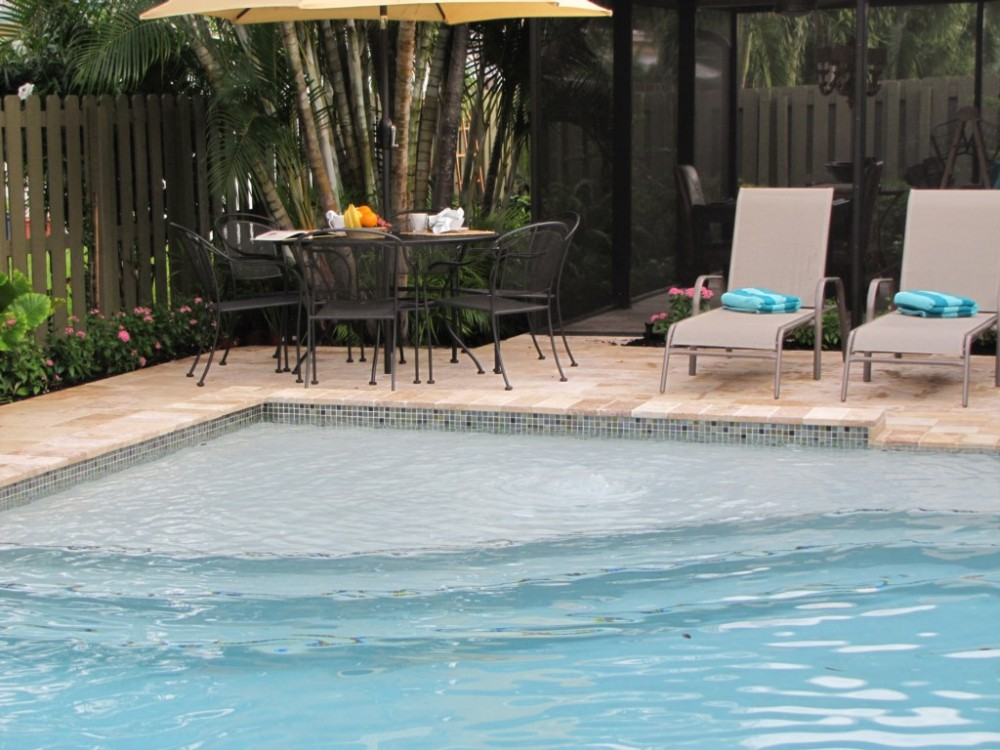 Wilton Manors vacation rental with POOL