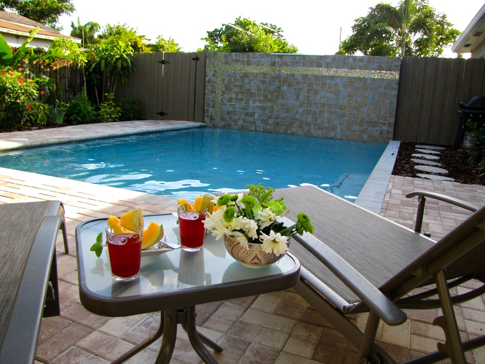 Wilton Bungalow East - TWO BEDROOMS AND TWO BATHS WITH PRIVATE POOL