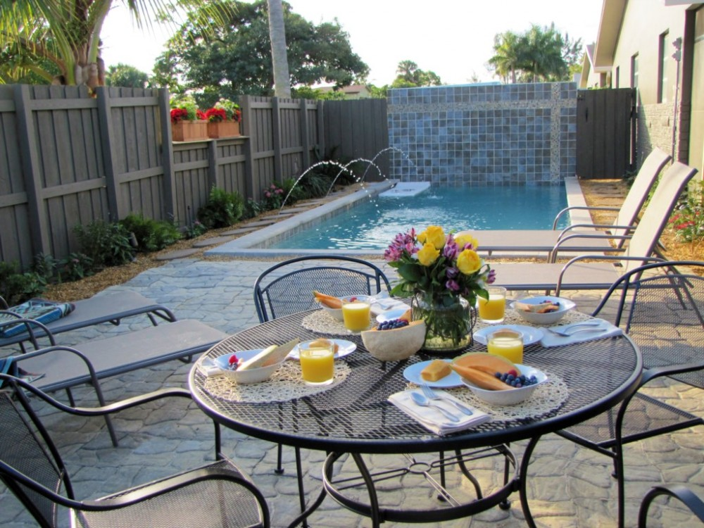 Wilton Manors vacation rental with
