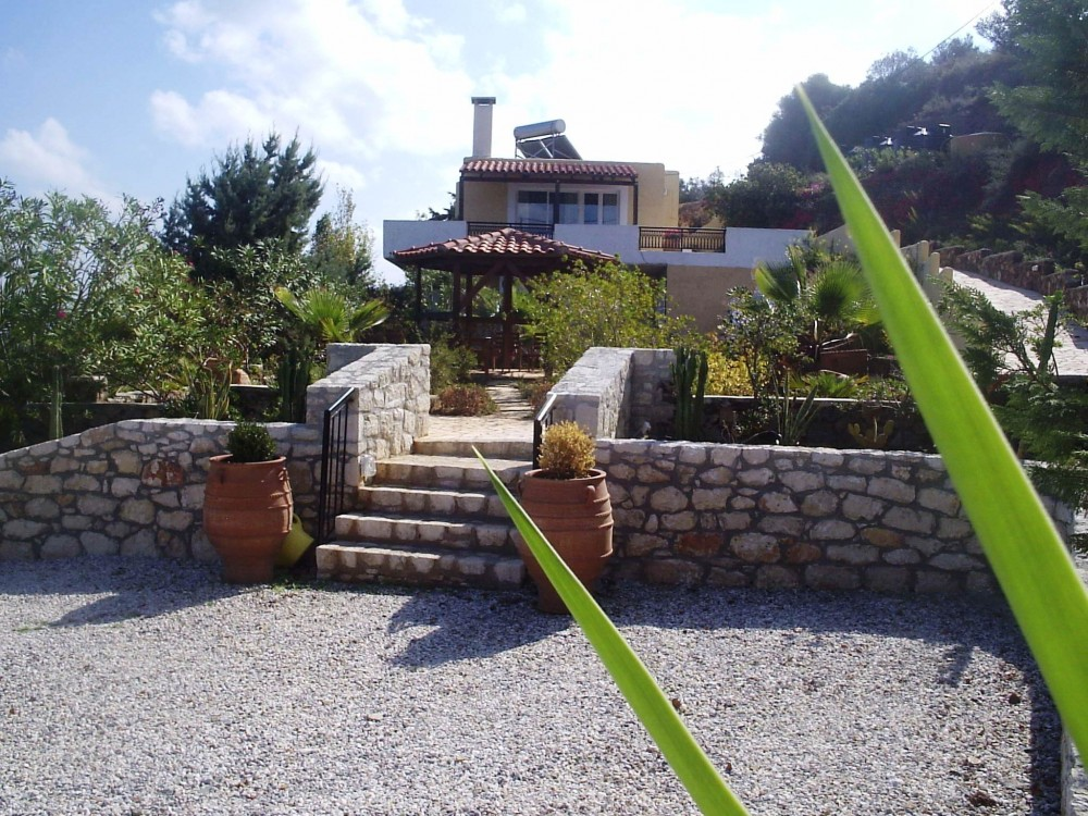 Stalos vacation rental with