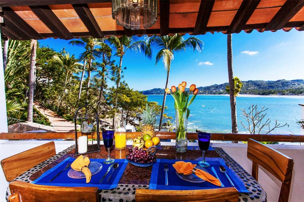 Sayulita vacation rental with