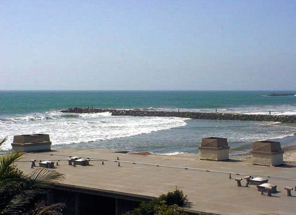 Oceanside vacation rental with Balcony Ocean View