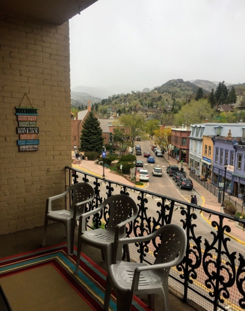 Manitou Springs vacation rental with