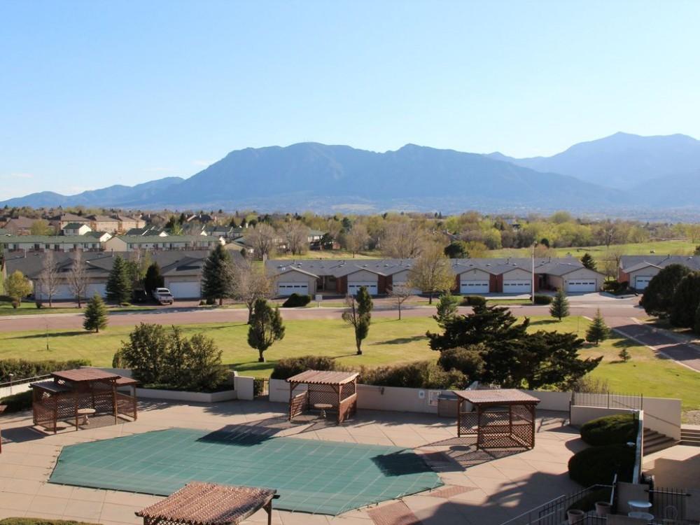 Colorado Springs vacation rental with