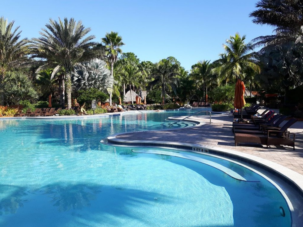 Naples vacation rental with Lge Resort StylePool at Ole at Lely Resort