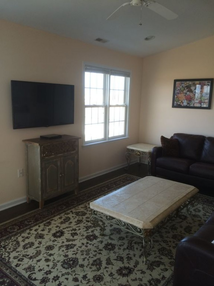 Family Room with 47