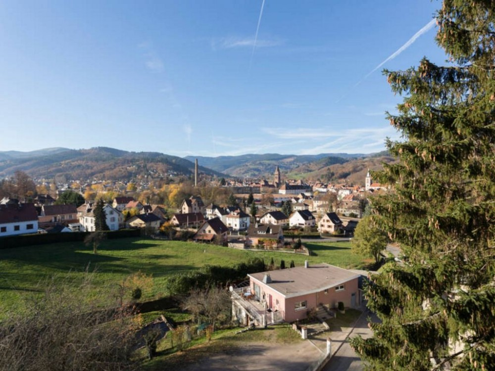 Quiet Gite 3 self-catering apartments on Estate Alsace Wine Road wifi & parking