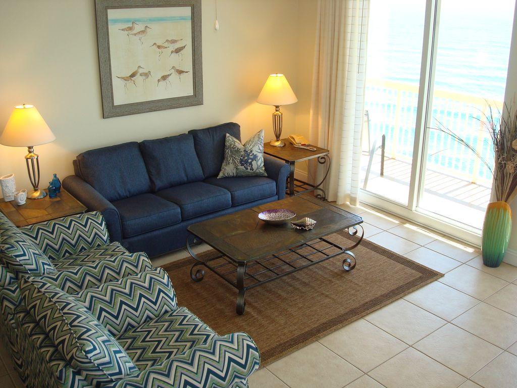 FREE Beach Chairs & Wrap Around Balcony @ CALYPSO RESORT
