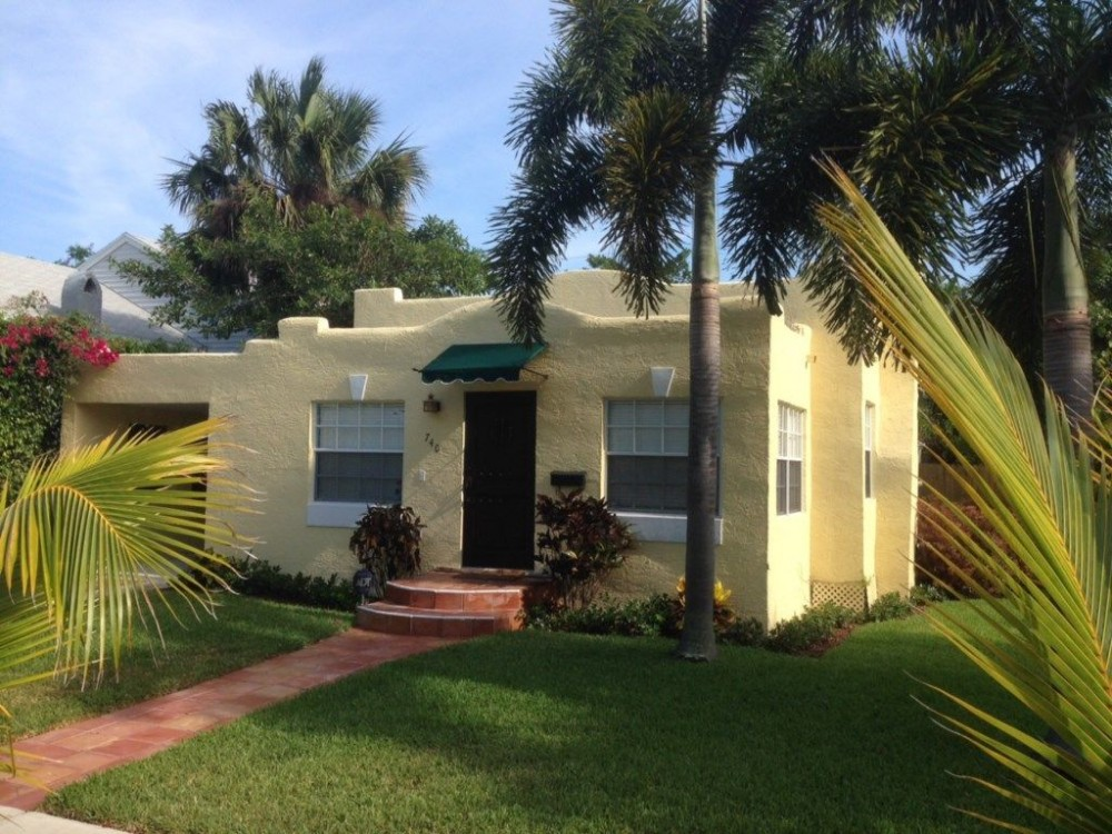 West Palm Beach vacation rental with