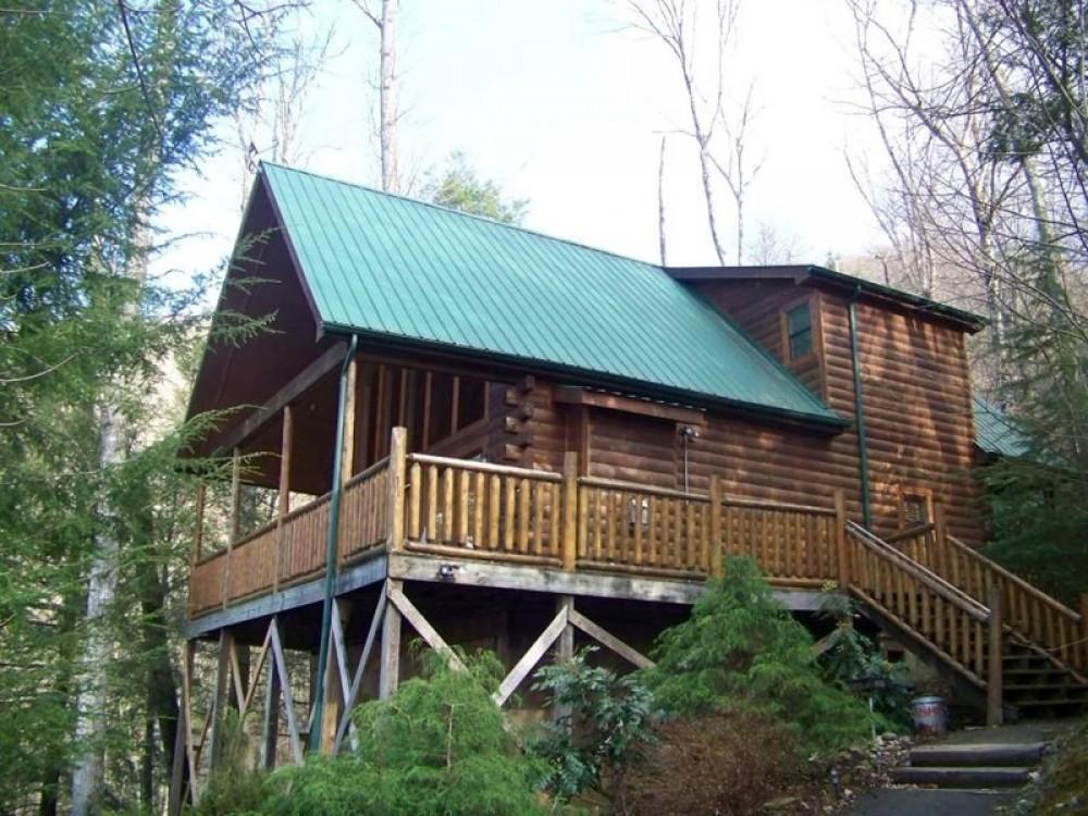 Gatlinburg vacation rental with Just Enuff