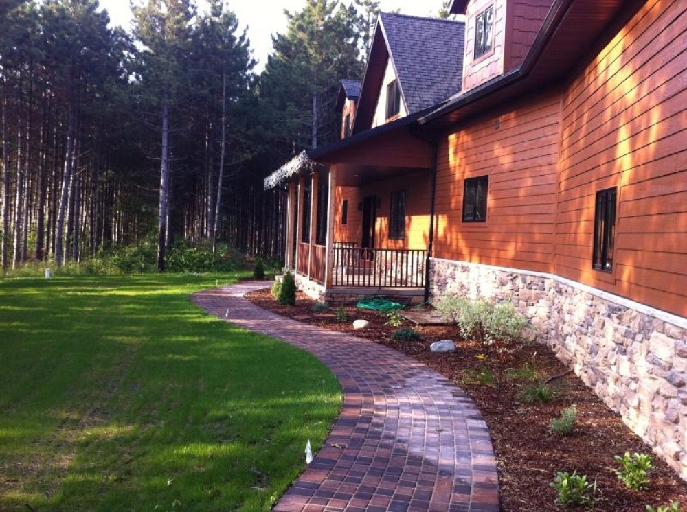 Necedah vacation rental with