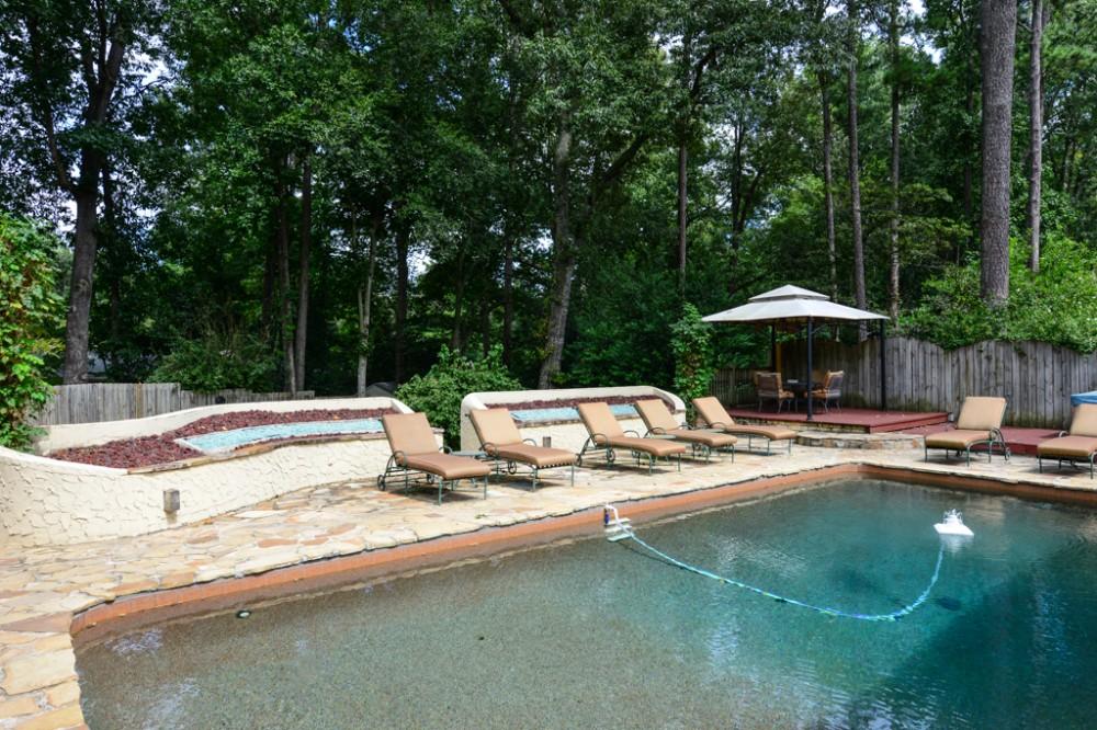 airbnb with pool atlanta ga