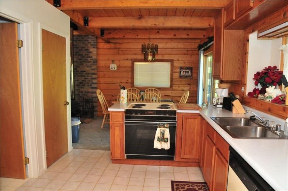 Kitchen with it all. Airbnb Alternative Cripple Creek Colorado Rentals