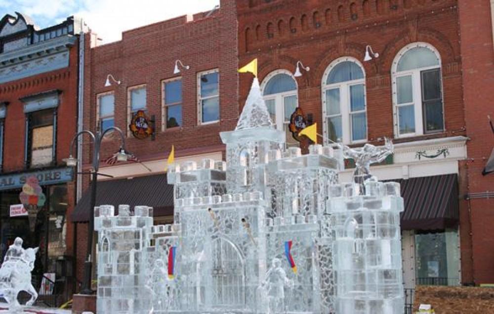 Ice Festival in Cripple Creek 30 min. away in Feb. Airbnb Alternative Cripple Creek Colorado Rentals