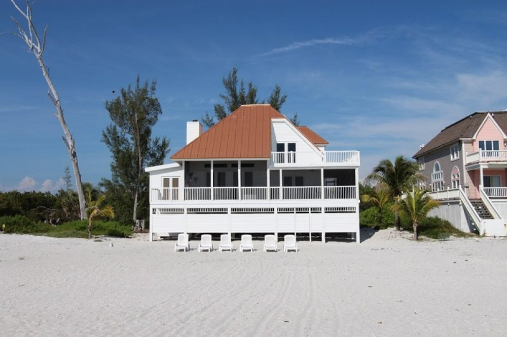 Captiva vacation rental with