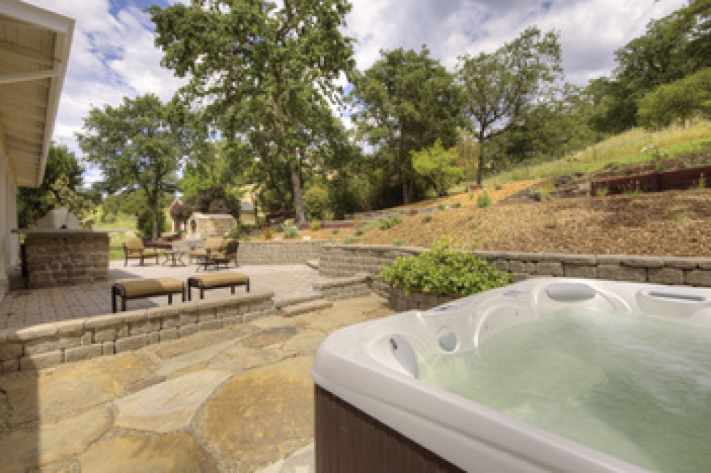 Healdsburg vacation home