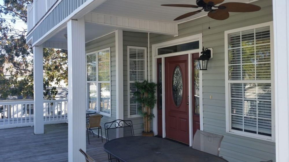 Myrtle Beach vacation rental with Main Entrance