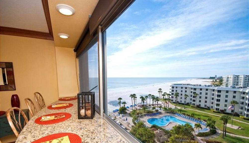 Siesta Key Florida Vacation Rental Palm Bay Club 84 Tower