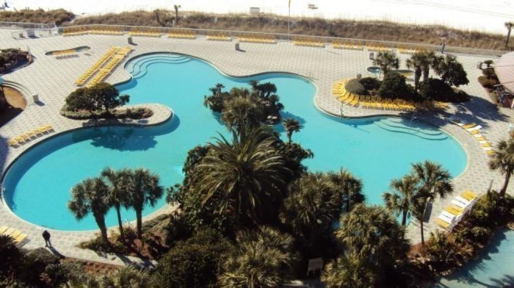 Panama City Beach vacation Condo rental