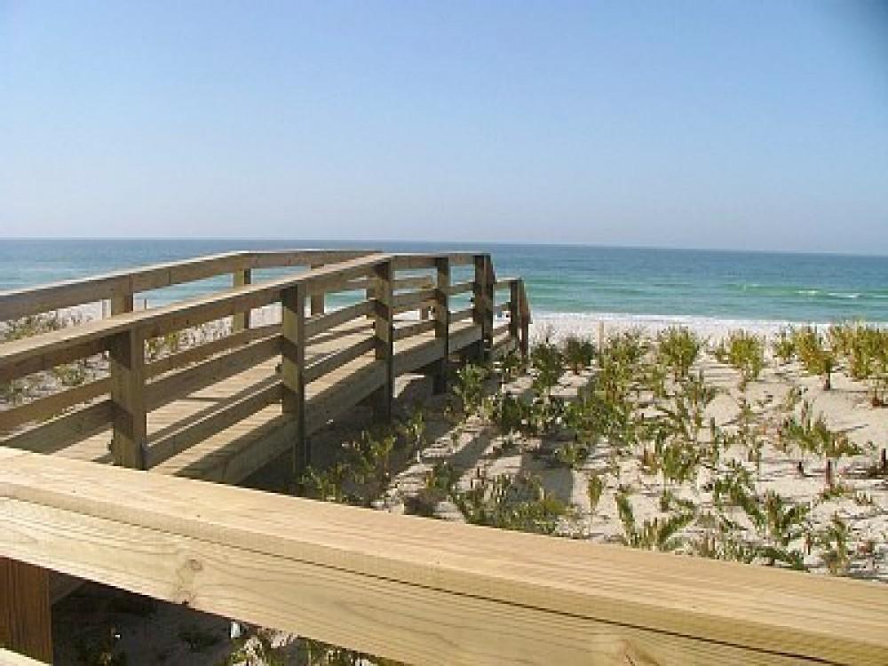 Panama City Beach vacation rental with Emerald Beach