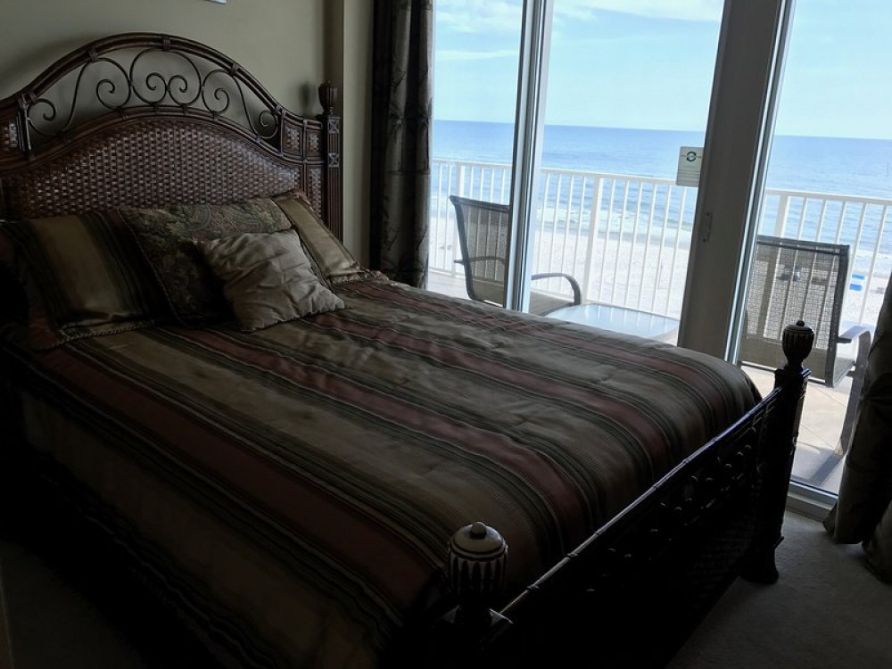 2nd Bedroom Gulf Shores vacation home