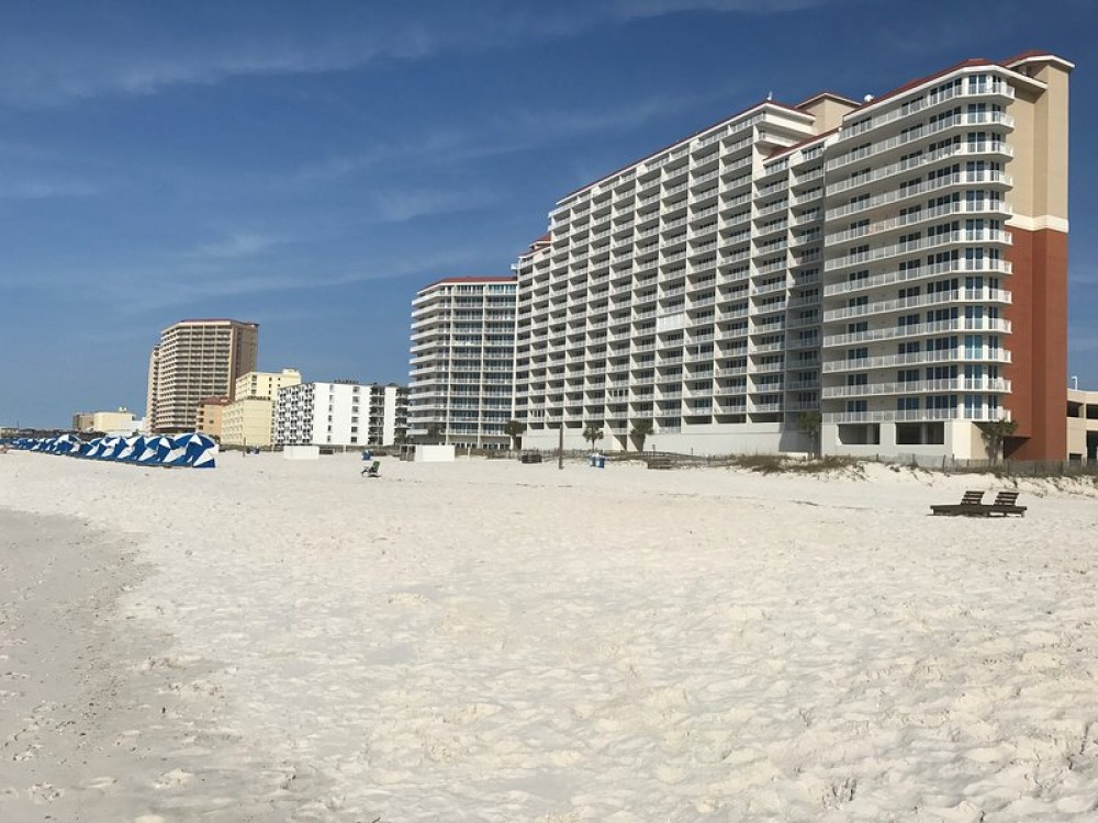 Gulf Shores vacation rental with Lighthouse