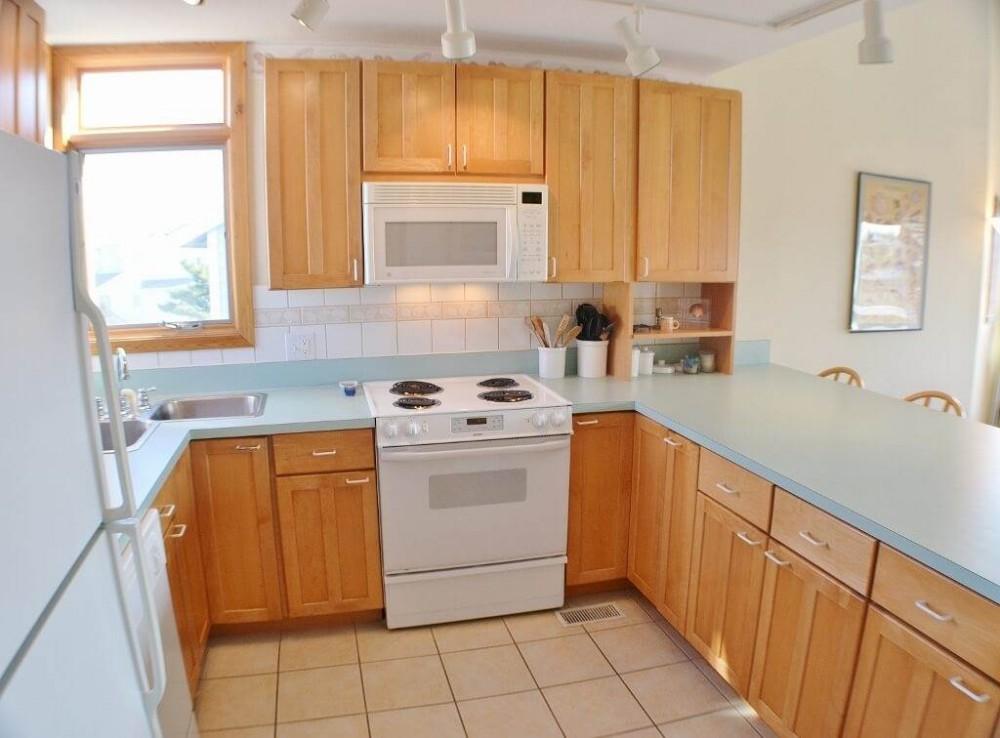 Kitchen and counter Airbnb Alternative Corolla North Carolina Rentals