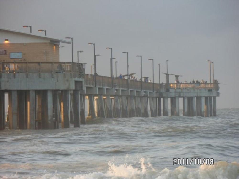 Gulfs Largest Pier Airbnb Alternative Gulf Shores Alabama Rentals