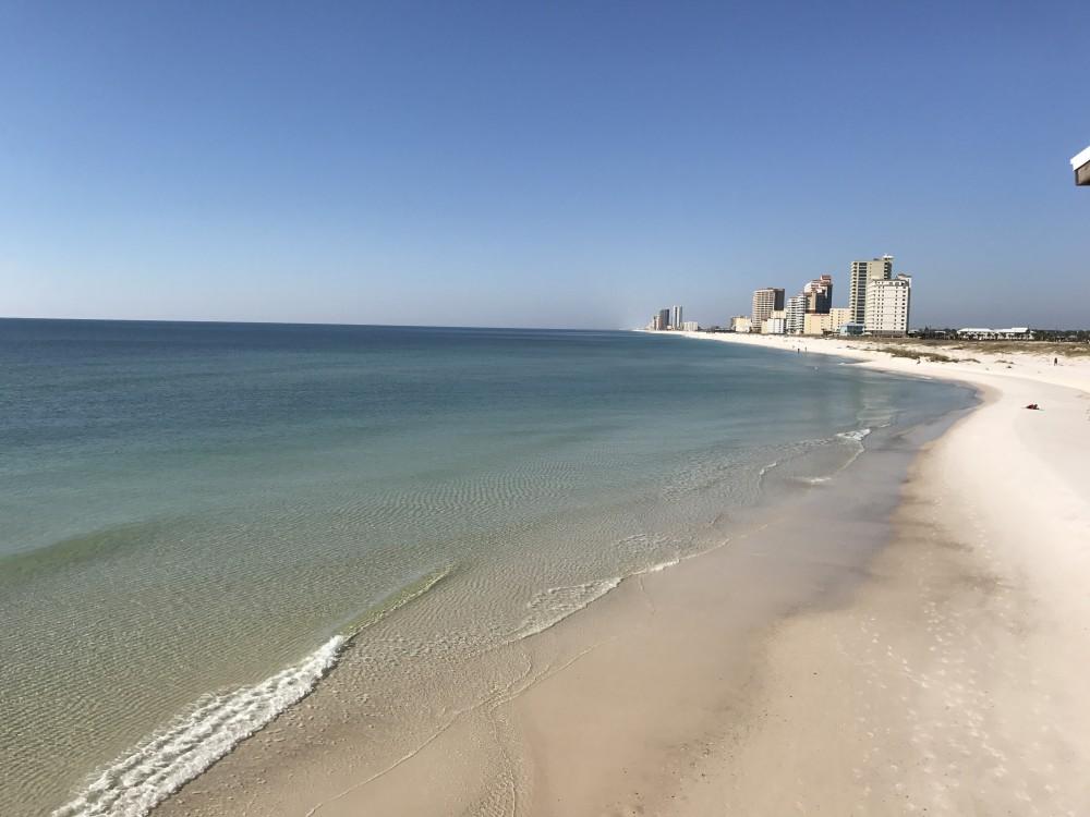 Beach Walk Gulf Shores vacation home