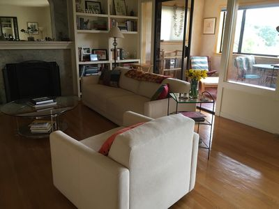 Fully Furnished View Home in Great Area of Marin for September and October 2017