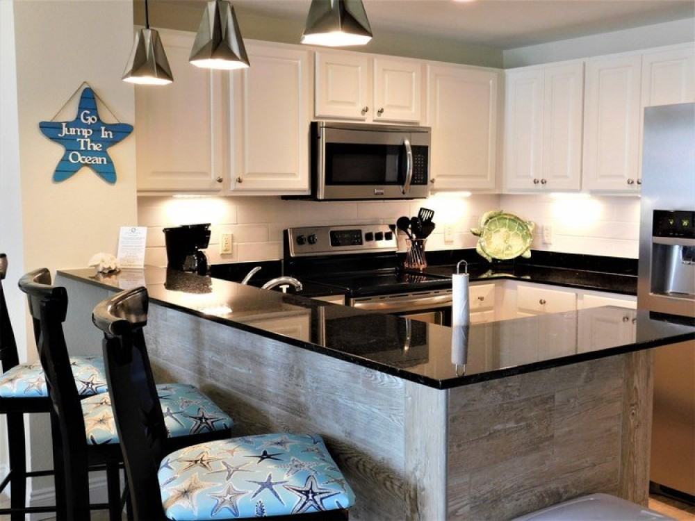 Updated & Upgraded Kitchen! Panama City Beach vacation home