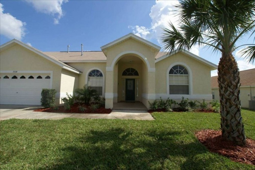 Clermont vacation rental with Located in the Orange Tree Community