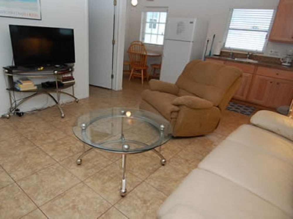 Siesta Key vacation rental with LIVING ROOM