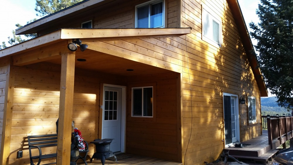 Cripple Creek vacation rental with Front door
