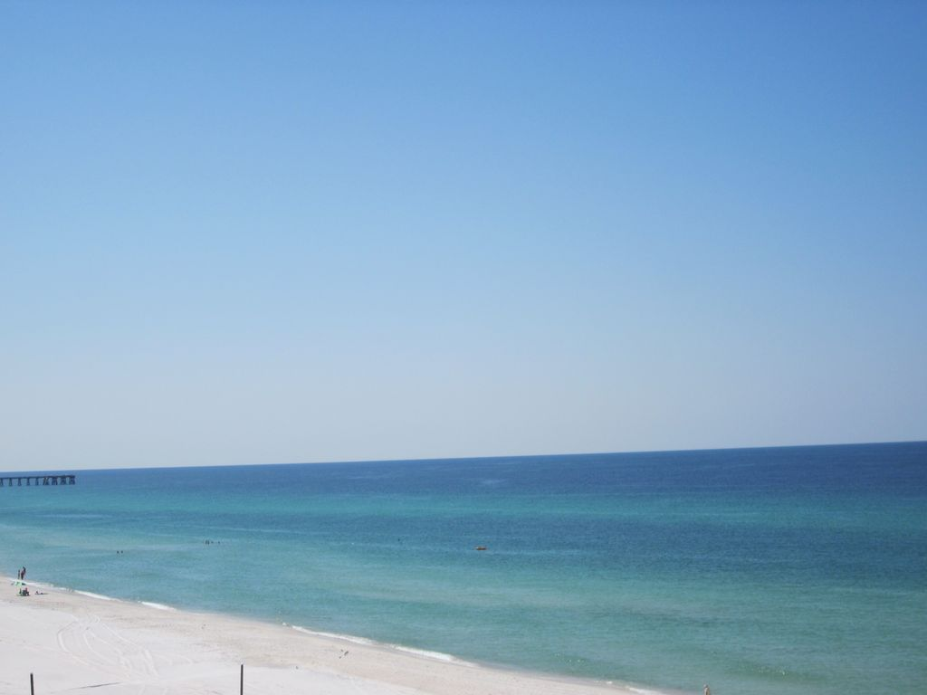 Panama City Beach Beach Front Condo