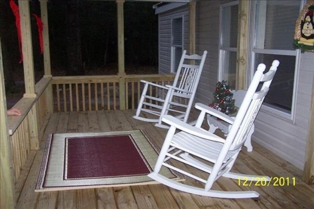 Crawfordville vacation rental with