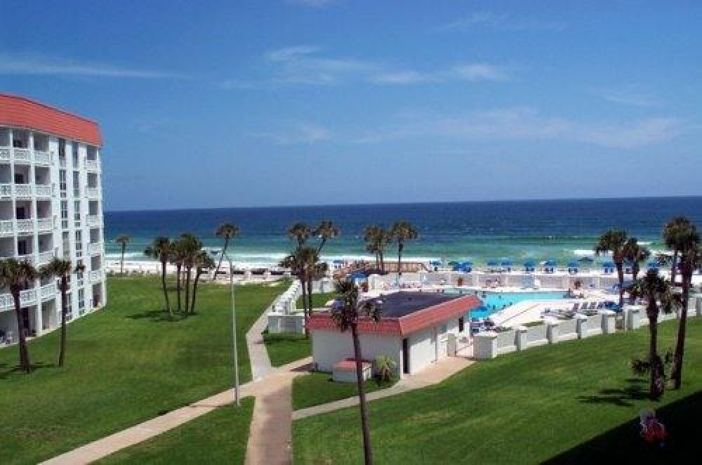 Fort Walton Beach vacation rental with From the balcony