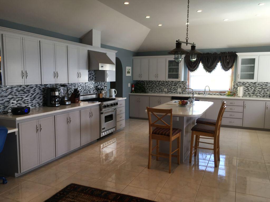 Kitchen Airbnb Alternative Holyoke Southampton Parish Rentals
