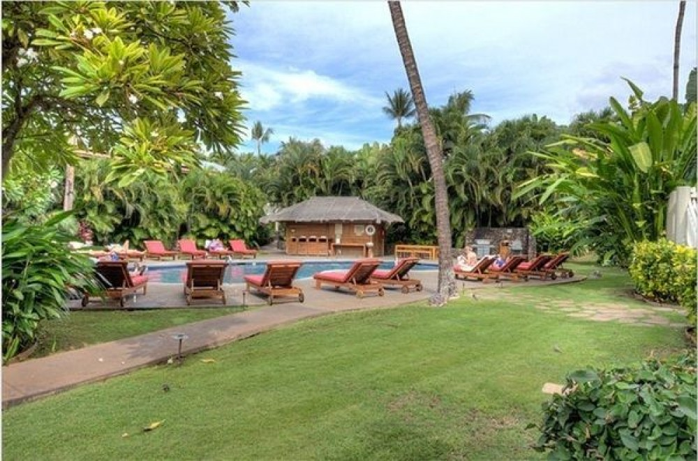 Lahaina vacation rental with