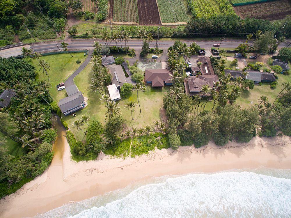 Kekela Beachfront Estate