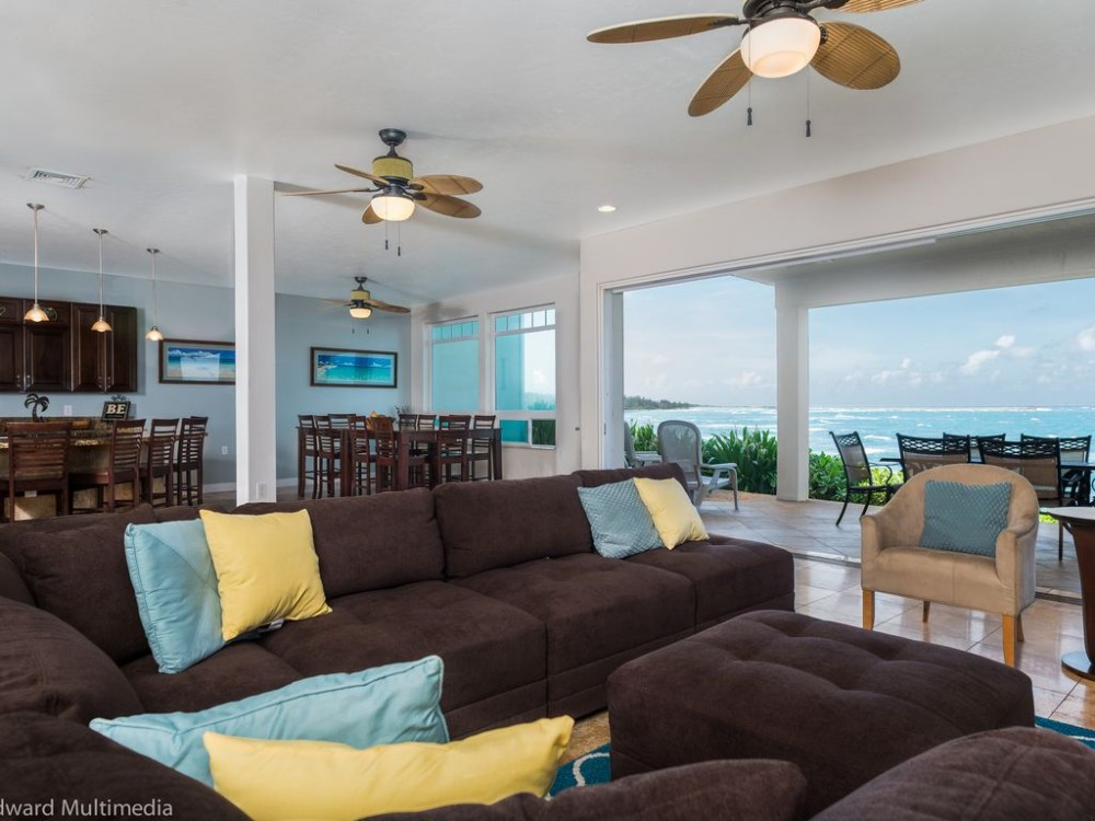 Laie vacation rental with