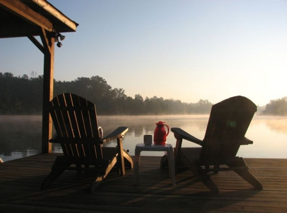 Milledgeville vacation rental with