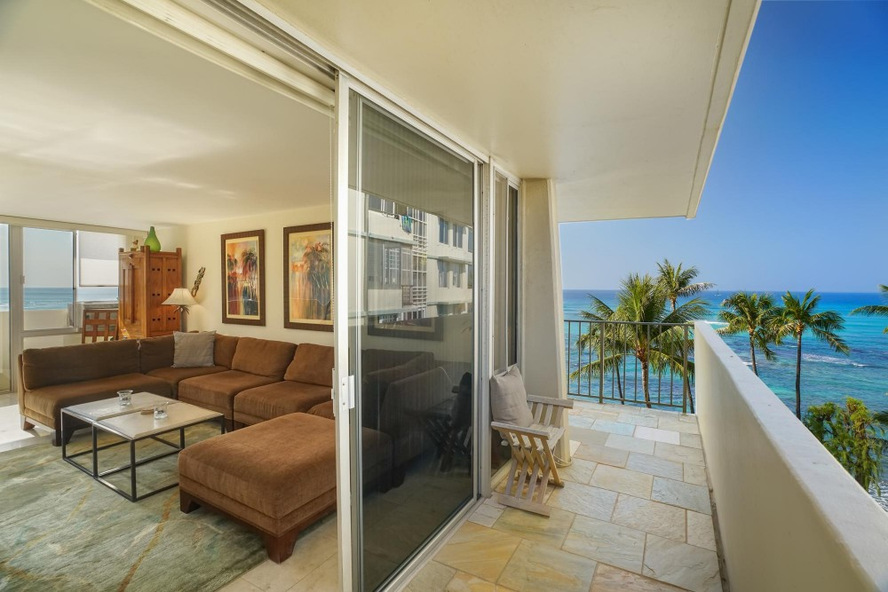 Honolulu vacation rental with