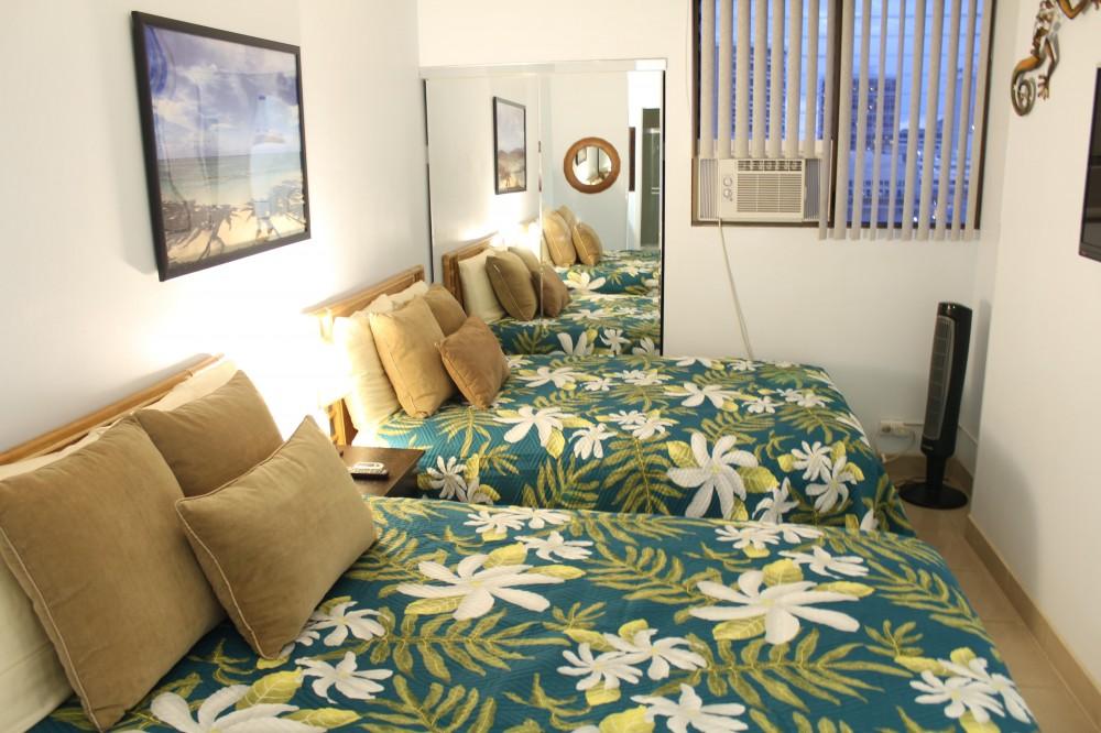 Honolulu vacation rental with
