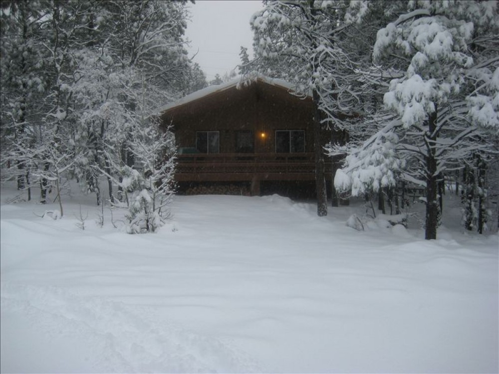 Pinetop-Lakeside vacation rental with