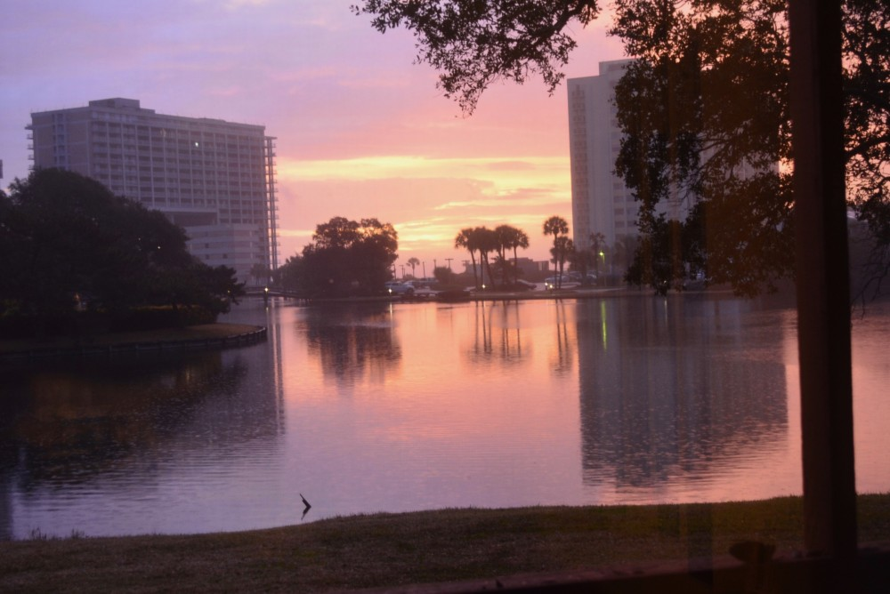 Myrtle Beach vacation rental with Good Morning from on the Patio