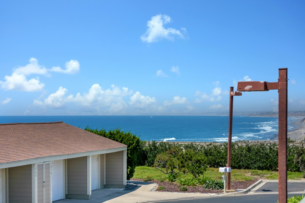 Encinitas vacation rental with View from Deck