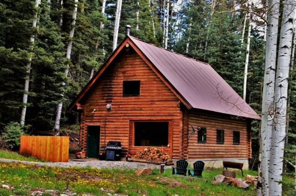 Durango Colorado Vacation Rental Deer Ridge Cabin 1