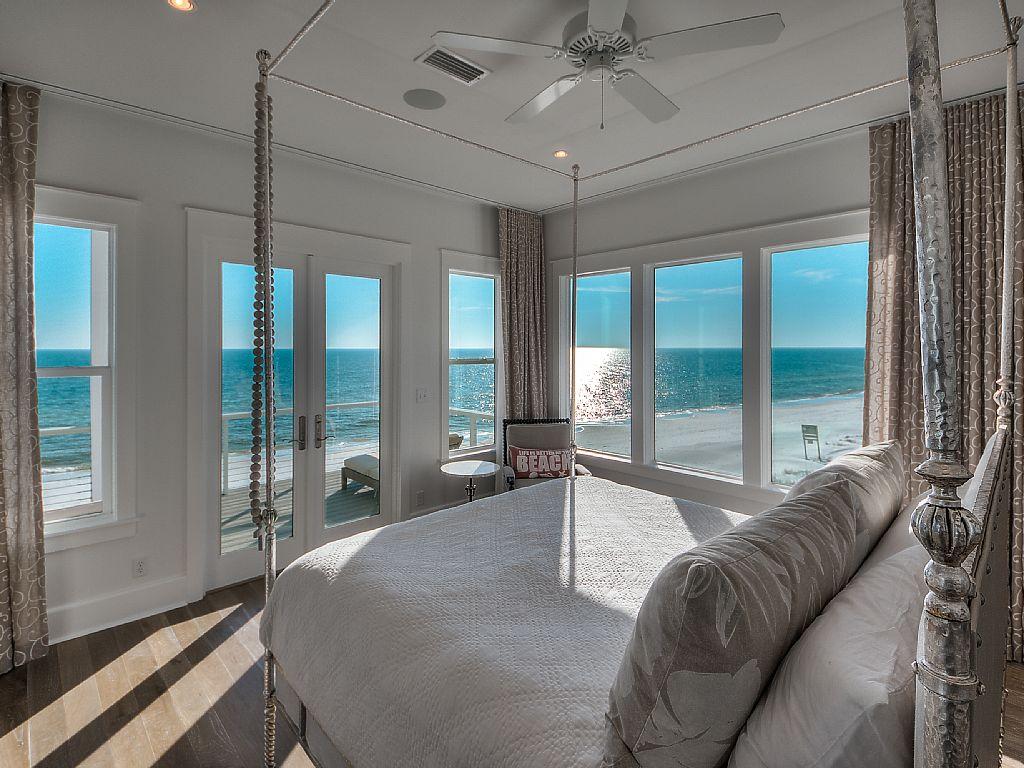 Beachfront Near Seaside/ Three Ocean Front Master Suites /Fun Room/Pool/Swim Spa