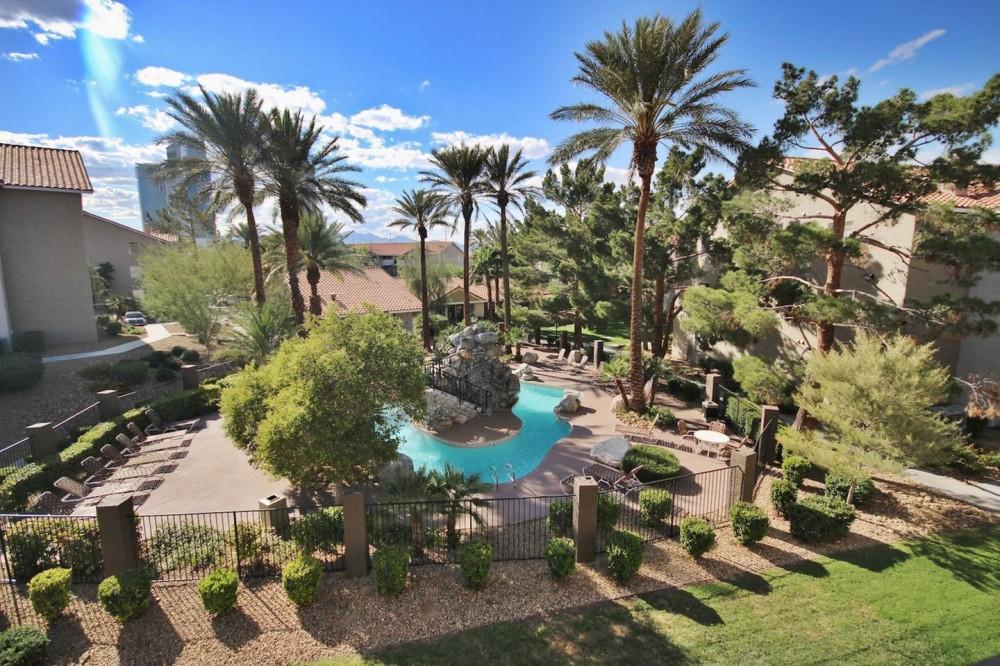 Las Vegas vacation rental with
